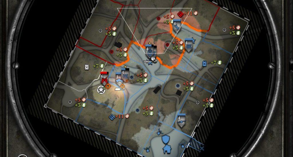 COH2 - Strategie - Wehrmacht vs. Sowjet Map Übersicht