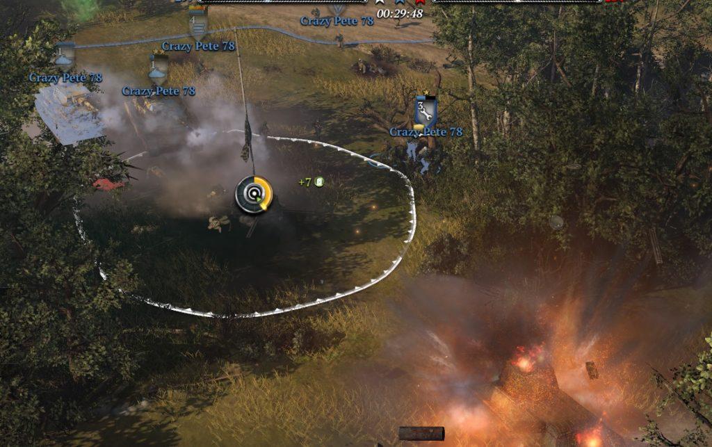 COH2 - Strategie - Wehrmacht vs. Sowjet Panzer-Kampf