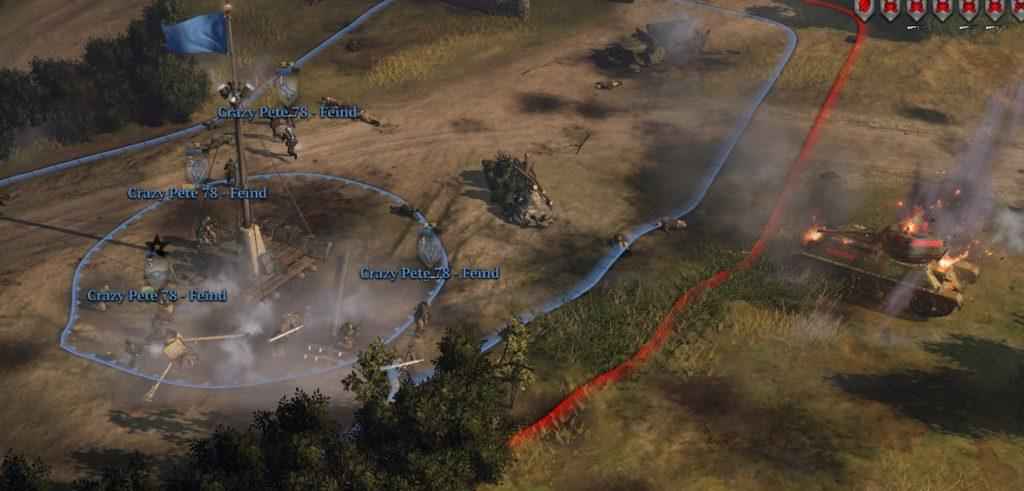 COH2 - Strategie - Wehrmacht vs. Sowjet Panzer Killer