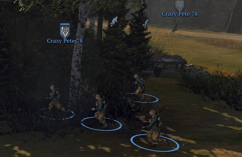 COH2 - Strategie - Wehrmacht vs. Sowjet Panzergrenadiere