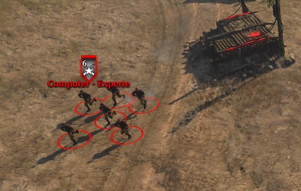 COH2 - Strategie - Wehrmacht vs. Sowjet